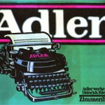 adler typewriter