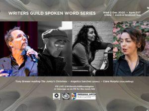 Spoken Word Stage Series