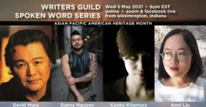 Writers Guild Spoken Word Series