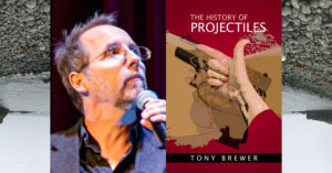 Tony Brewer Book Launch Reading
